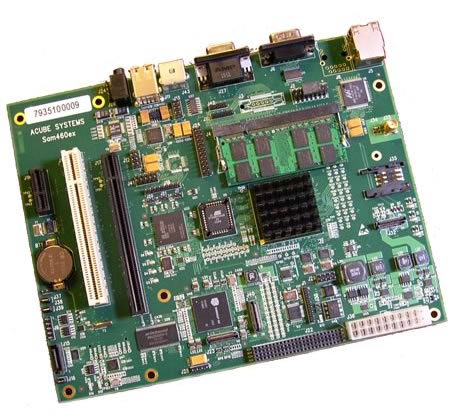 SAM460EX - PRODUCTION BOARD