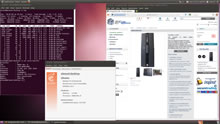 UBUNTU on Sam460ex
